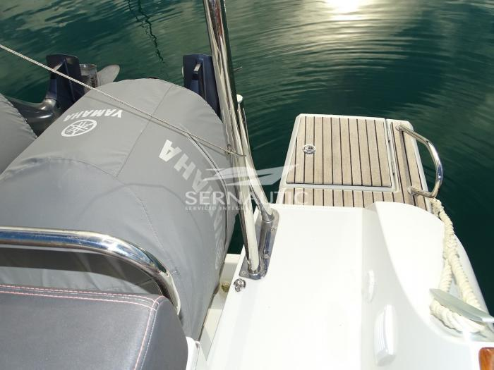 Barco segunda mano Beneteau Flyer 8.8 Spacedeck año 2017【 OCASIÓN 】