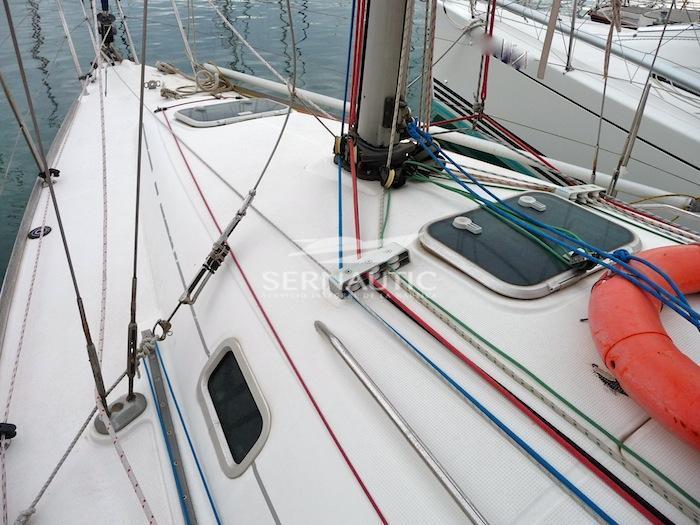 Barco segunda mano Beneteau First 31.7 año 1999【 OCASIÓN 】