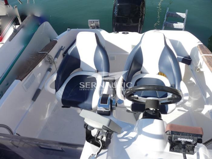 Barco segunda mano Quicksilver 555 Commander año 2013【 OCASIÓN 】