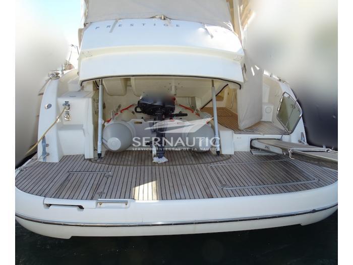 Barco segunda mano Jeanneau prestige 42 año 2009【 OCASIÓN 】