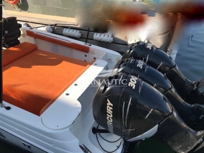 Barco segunda mano Wellcraft 35 Scarab Sport año 2012【 OCASIÓN 】