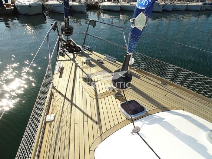 Barco segunda mano North wind 58 año 2002【 OCASIÓN 】