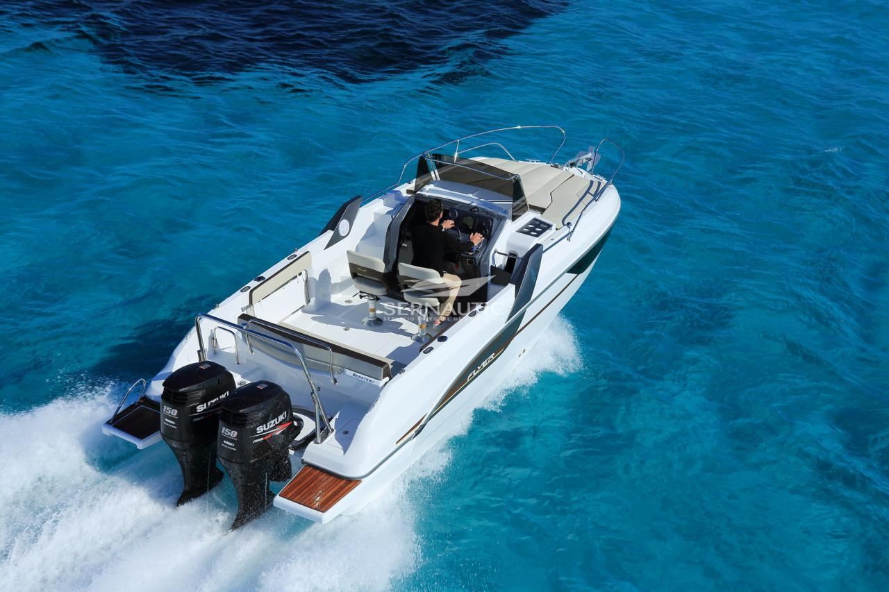 Barco segunda mano Beneteau Flyer 7.7 año 2017【 OCASIÓN 】