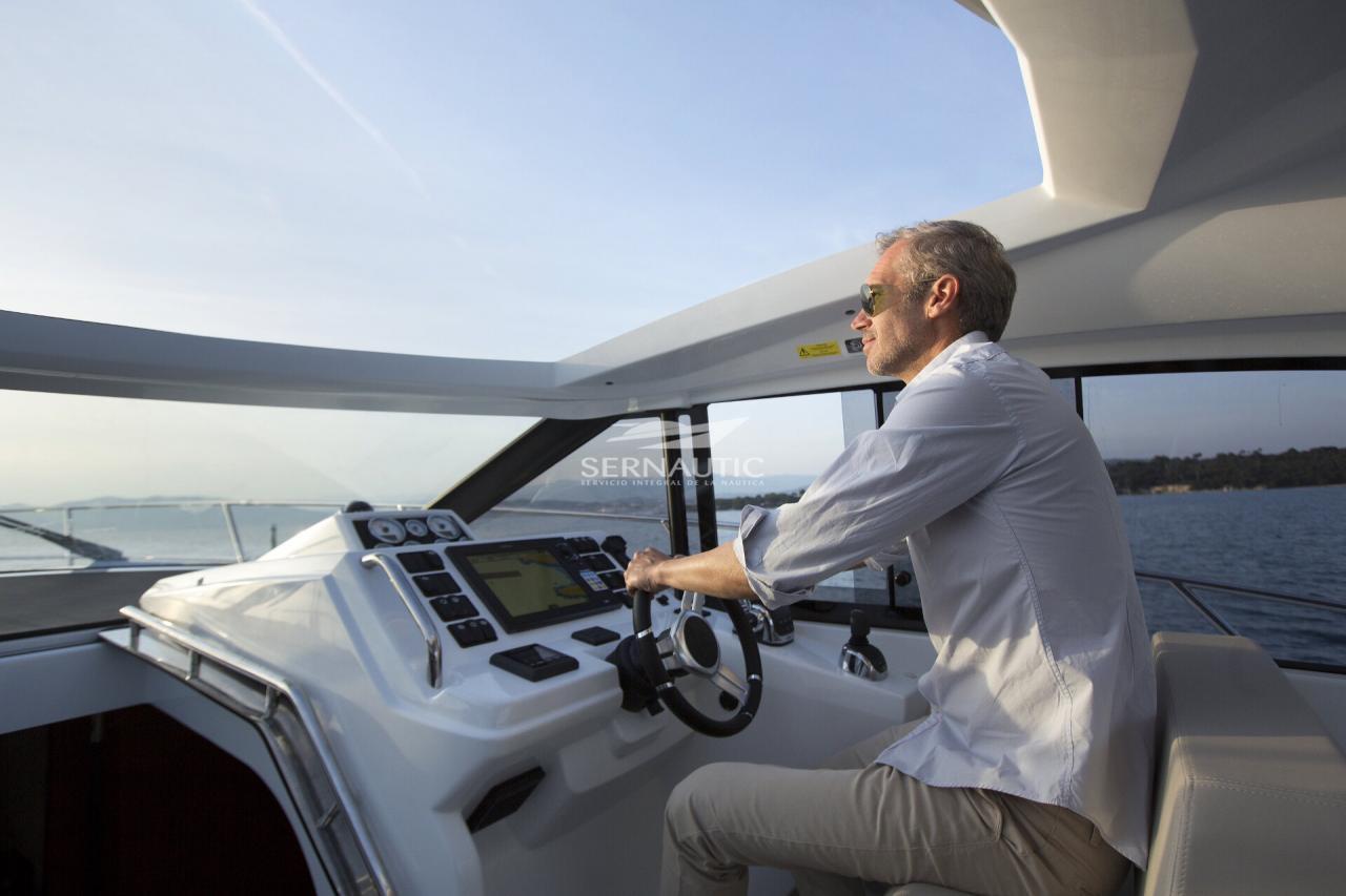 Barco segunda mano Jeanneau Leader 40 año 2019【 OCASIÓN 】