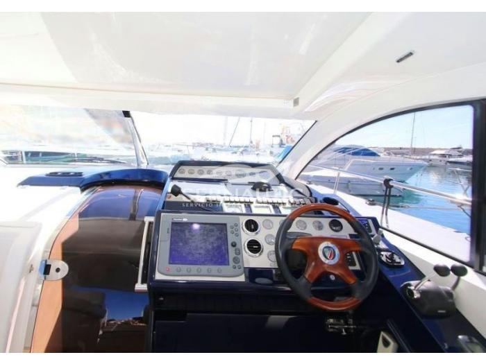 Barco segunda mano Fairline targa 47 ht año 2006【 OCASIÓN 】