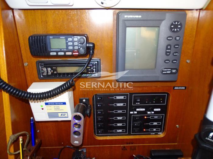 Barco segunda mano Beneteau Oceanis Clipper 311 año 2000【 OCASIÓN 】