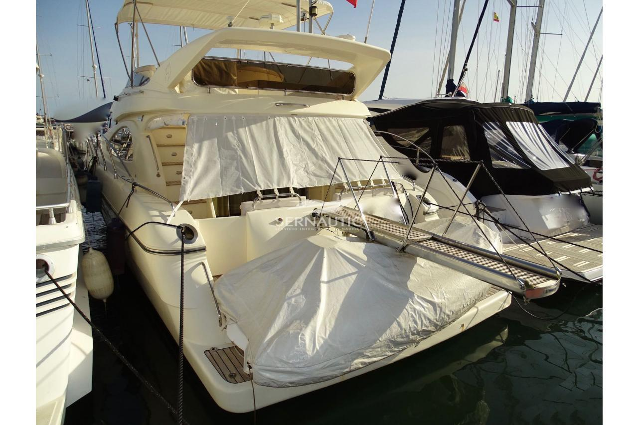Barco segunda mano Astondoa 54 año 2004【 OCASIÓN 】