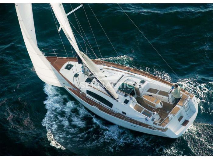 Barco segunda mano Beneteau Oceanis 40 año 2008【 OCASIÓN 】