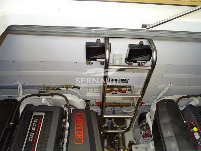 Barco segunda mano Fairline Targa 47 GT año 2008【 OCASIÓN 】