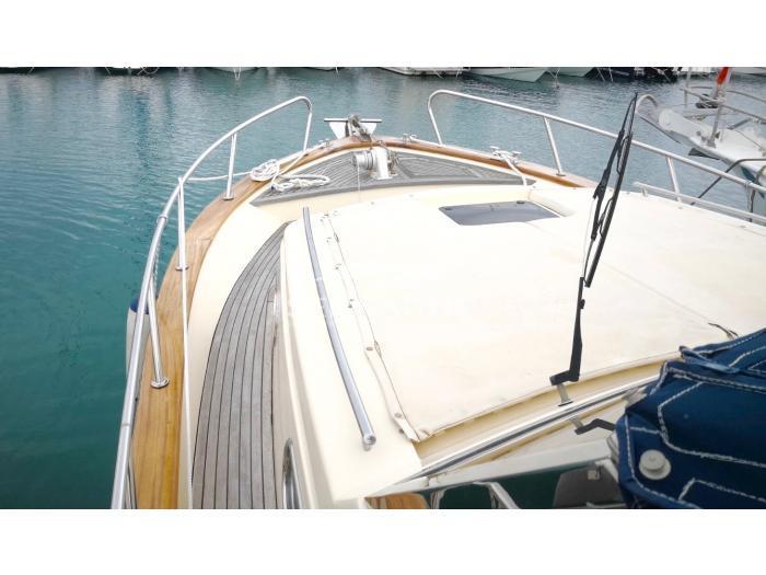 Barco segunda mano Apreamare Smeraldo 9 Cabinato año 2000【 OCASIÓN 】