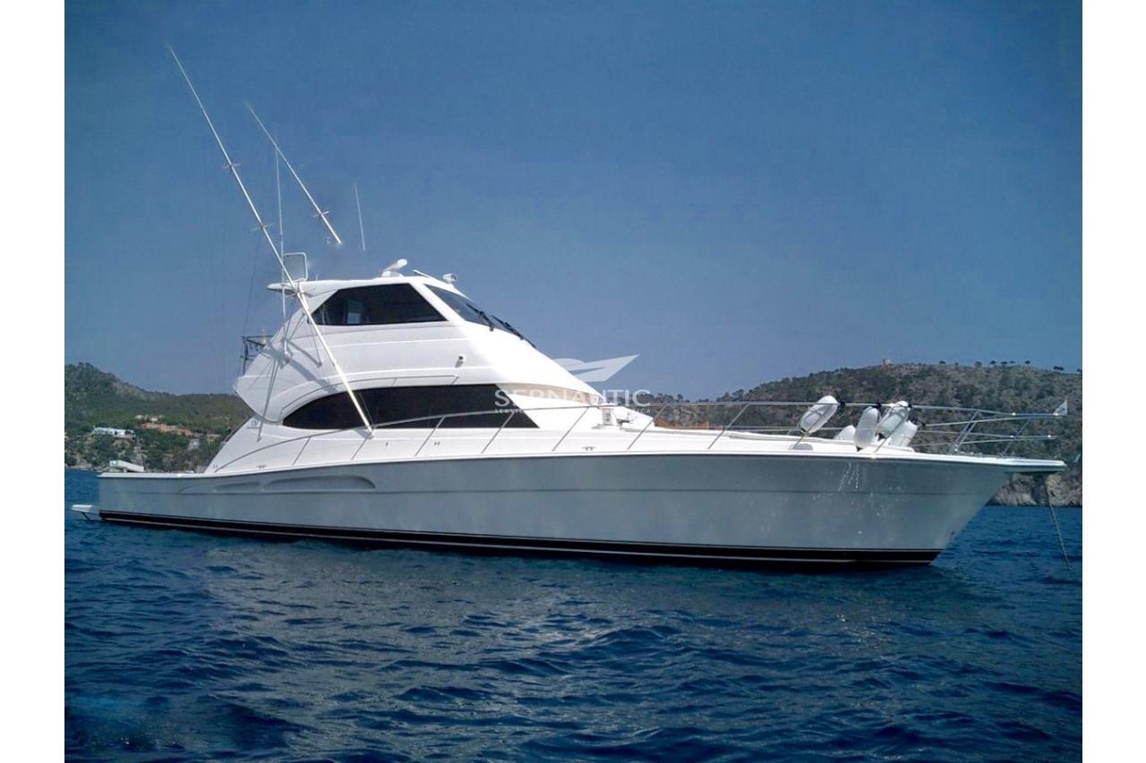 Barco segunda mano Riviera 58 CV año 2003【 OCASIÓN 】