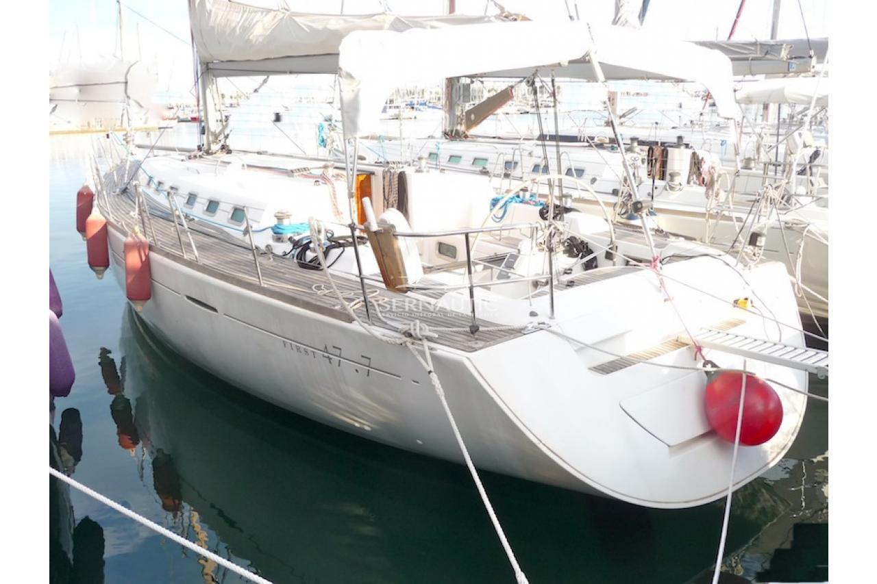 Barco segunda mano Beneteau first 47.7 año 2001【 OCASIÓN 】