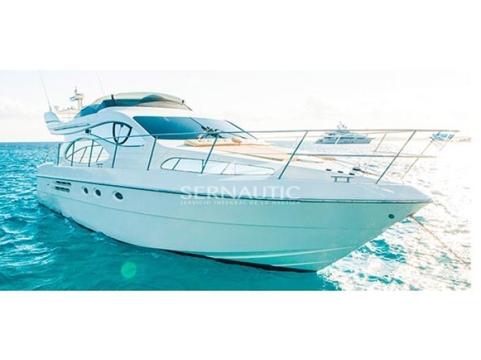 Barco segunda mano Azimut 46 año 2004【 OCASIÓN 】