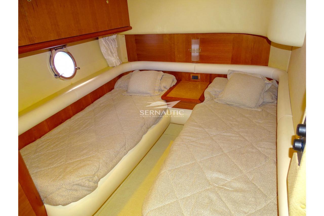 Barco segunda mano Azimut 55 año 2008【 OCASIÓN 】
