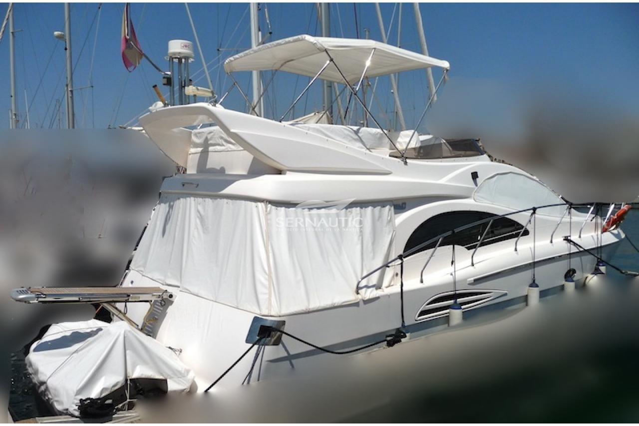 Barco segunda mano Astondoa 43 año 2002【 OCASIÓN 】