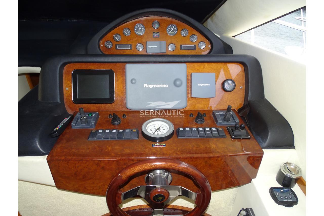 Barco segunda mano Astondoa 464 año 2004【 OCASIÓN 】
