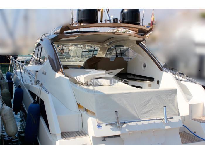 Barco segunda mano Galeon 385 HTS 2011 【 OCASIÓN 】