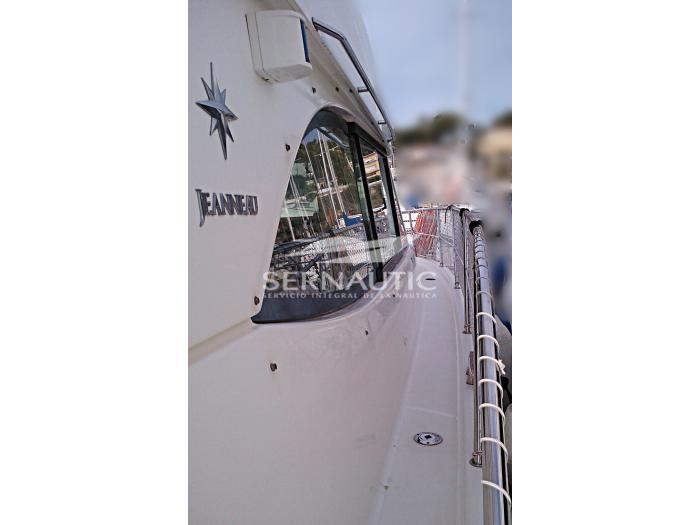 Barco segunda mano jeanneau Prestige 36 año 2006【 OCASIÓN 】