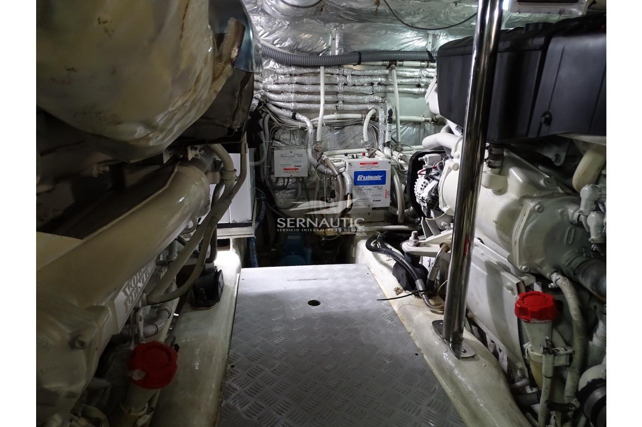 Barco segunda mano Pearl 50 año 2008【 OCASIÓN 】