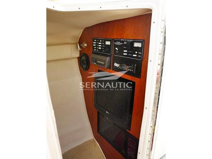 Barco segunda mano Monterey 298 ss año 2007【 OCASIÓN 】