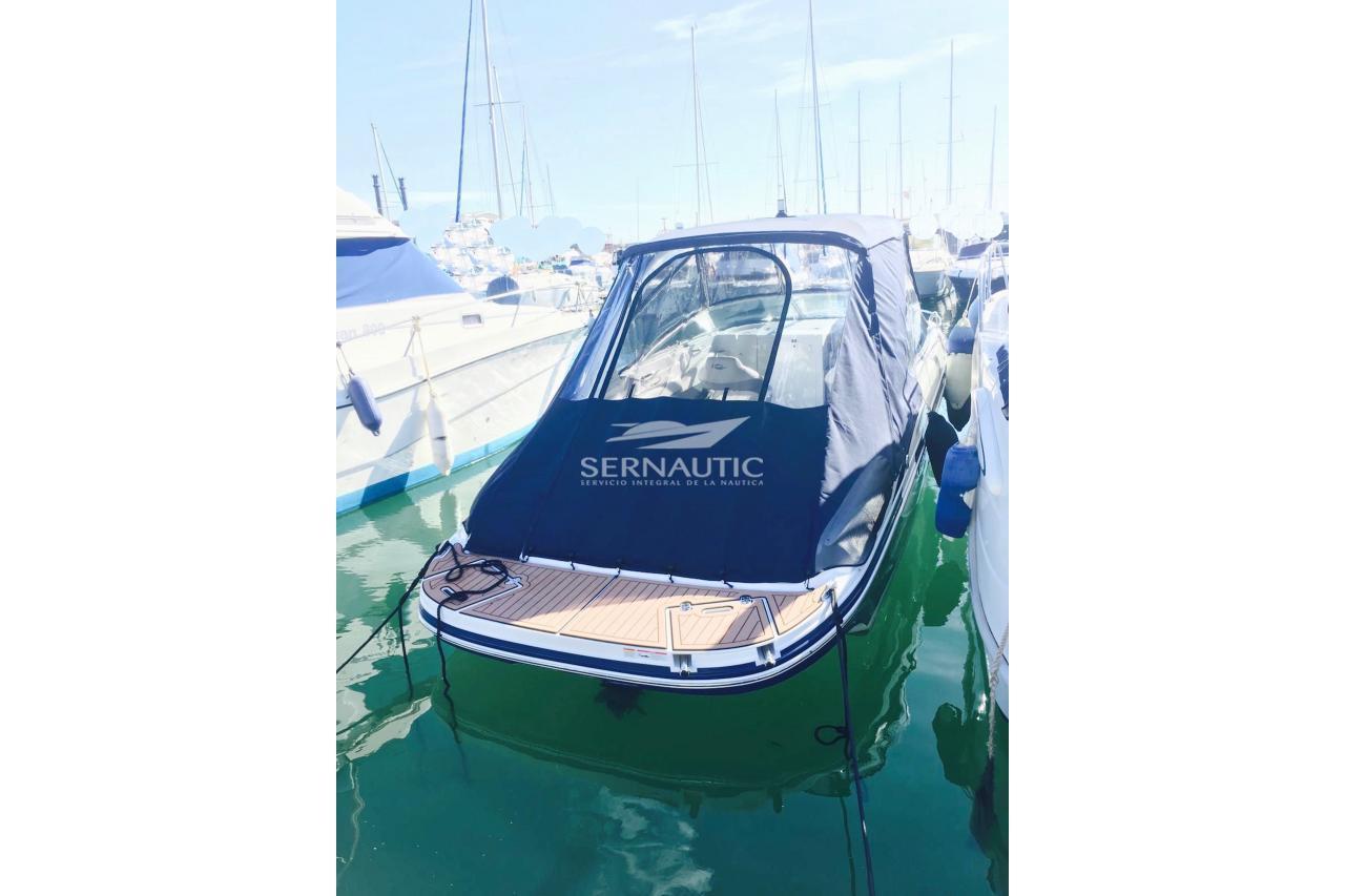 Barco segunda mano Rinker 246 CC año 2018【 OCASIÓN 】