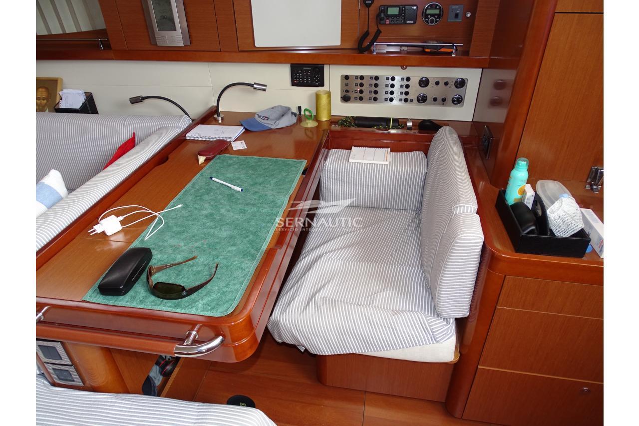 Barco segunda mano Beneteau Oceanis 58 año 2013【 OCASIÓN 】
