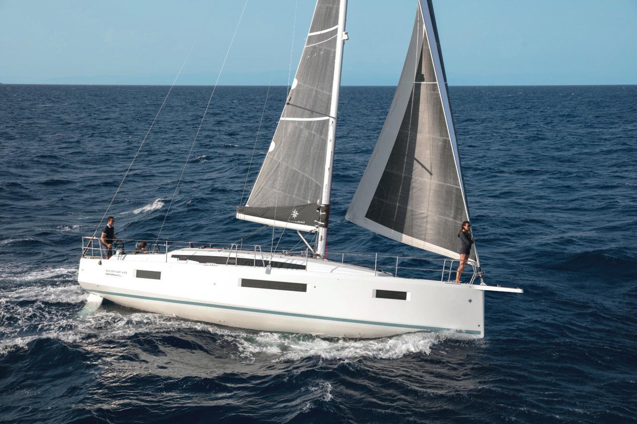 Odyssey 410 - Precio Venta Velero Jeanneau Odyssey 410【 NUEVO 】