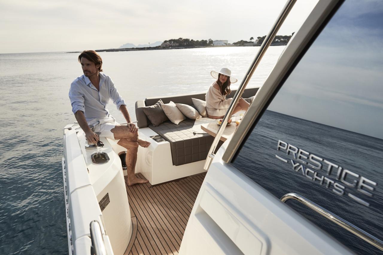 Prestige 680 S - Precio Venta Prestige 680 S Yacht【 NUEVO 】