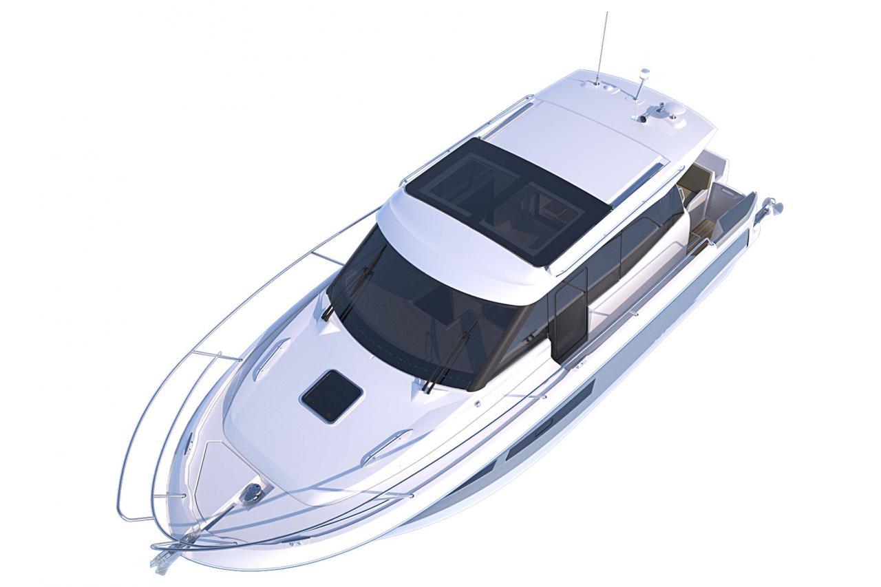 NC 9 - Precio Jeanneau NC 9 【 NUEVO 】 - Embarcaciones Sernautic