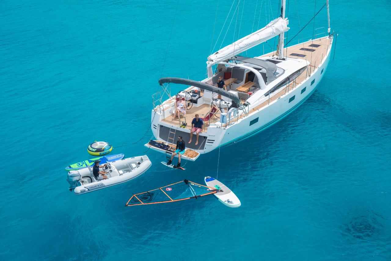 Jeanneau 64 -  Precio Jeanneau Yacht 64 【 NUEVO 】 - Sernautic