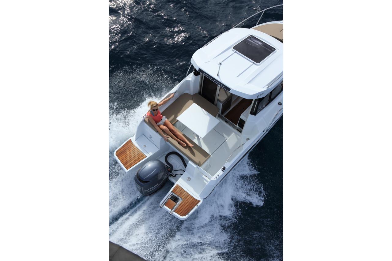 Merry Fisher 695 - Precio Jeanneau Merry Fisher 695 【 NUEVO 】 - Sernautic