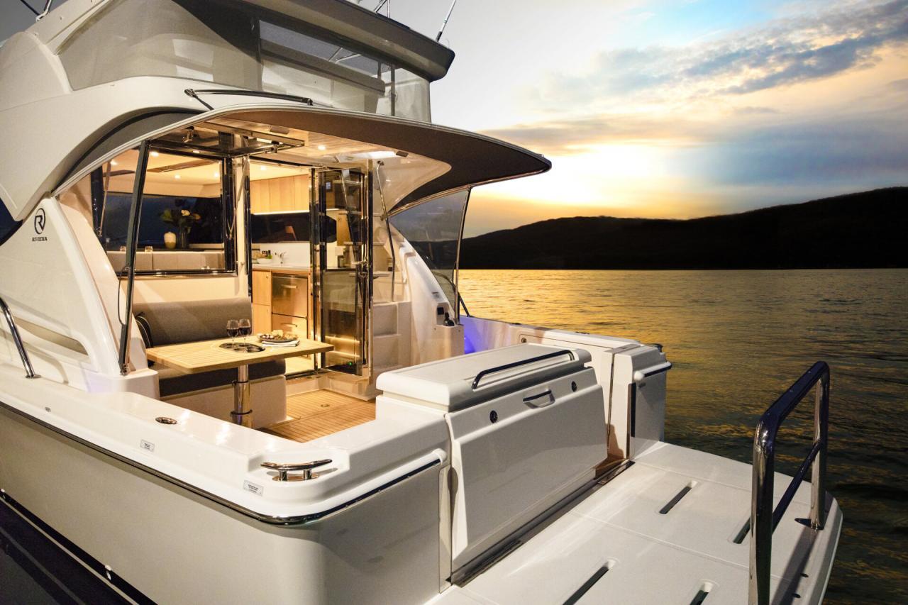 Riviera 39 - Precio venta Yate Riviera 39 Sports Motor【 NUEVO 】