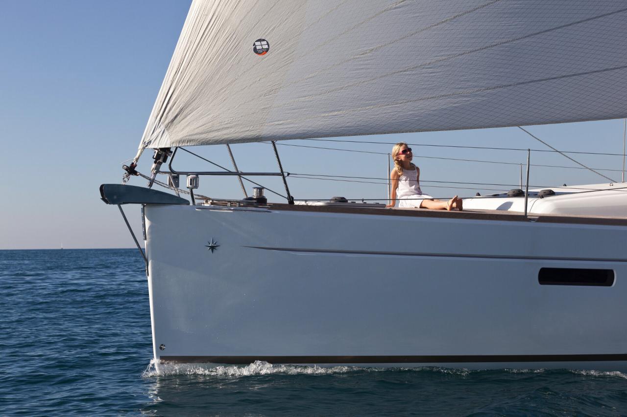 Sun Odyssey 479 - Precio Jeanneau Sun Odyssey 479 【 NUEVO 】