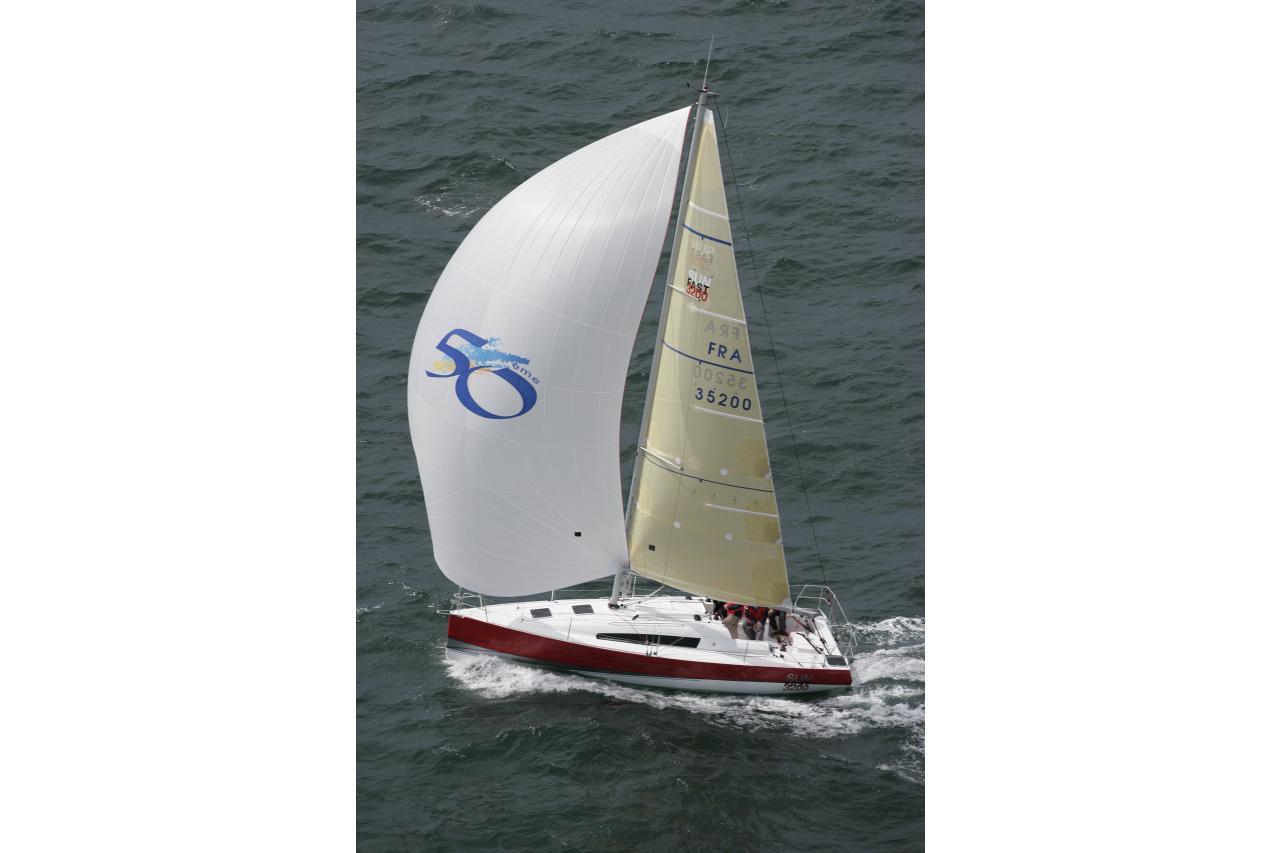 Precio Jeanneau Sun Fast 3200【 NUEVO 】Sernautic ☎ (+34)607 819 503