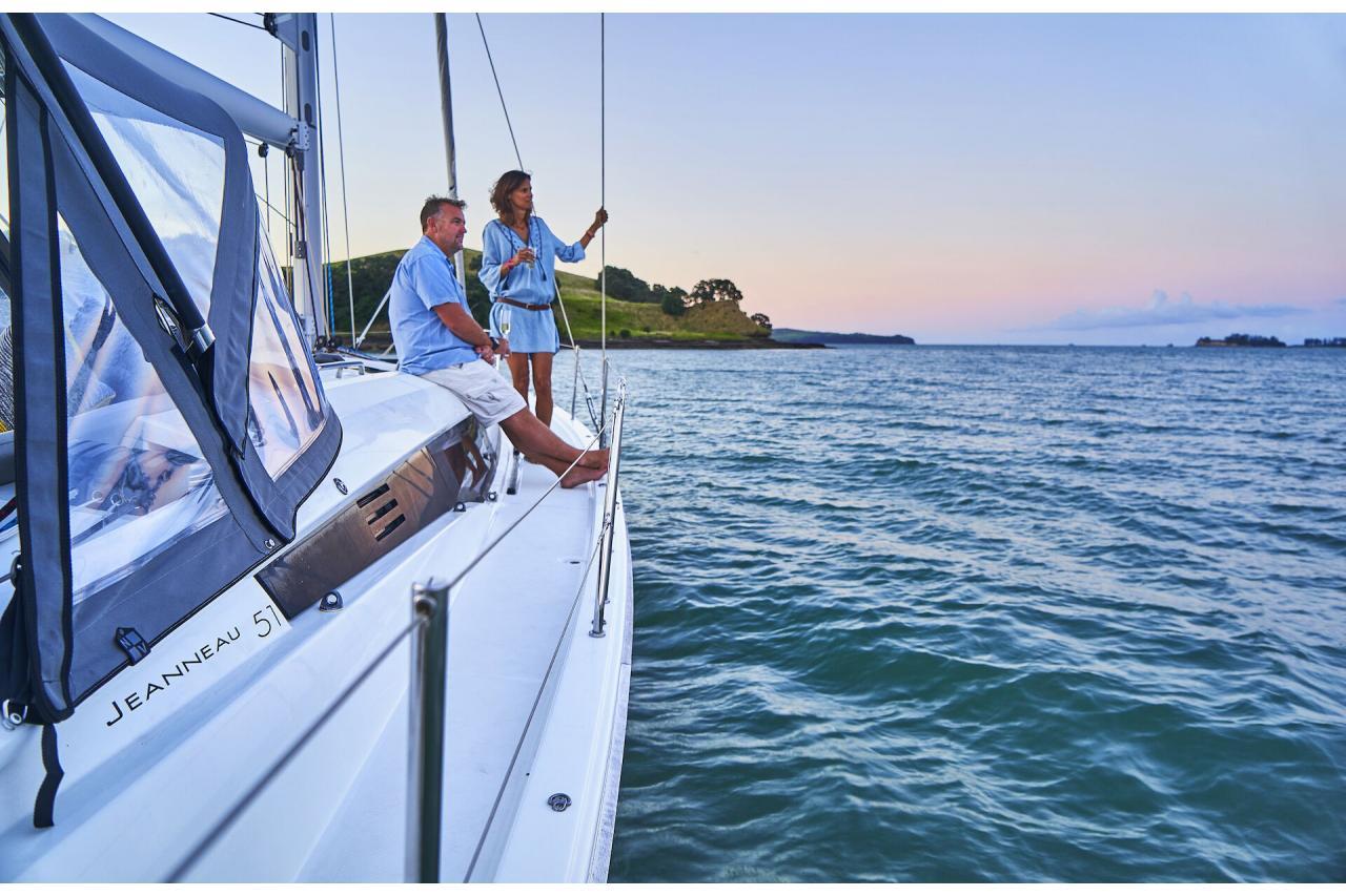 Jeanneau 51 Yacht  - Precio Jeanneau 51 【 NUEVO 】Sernautic