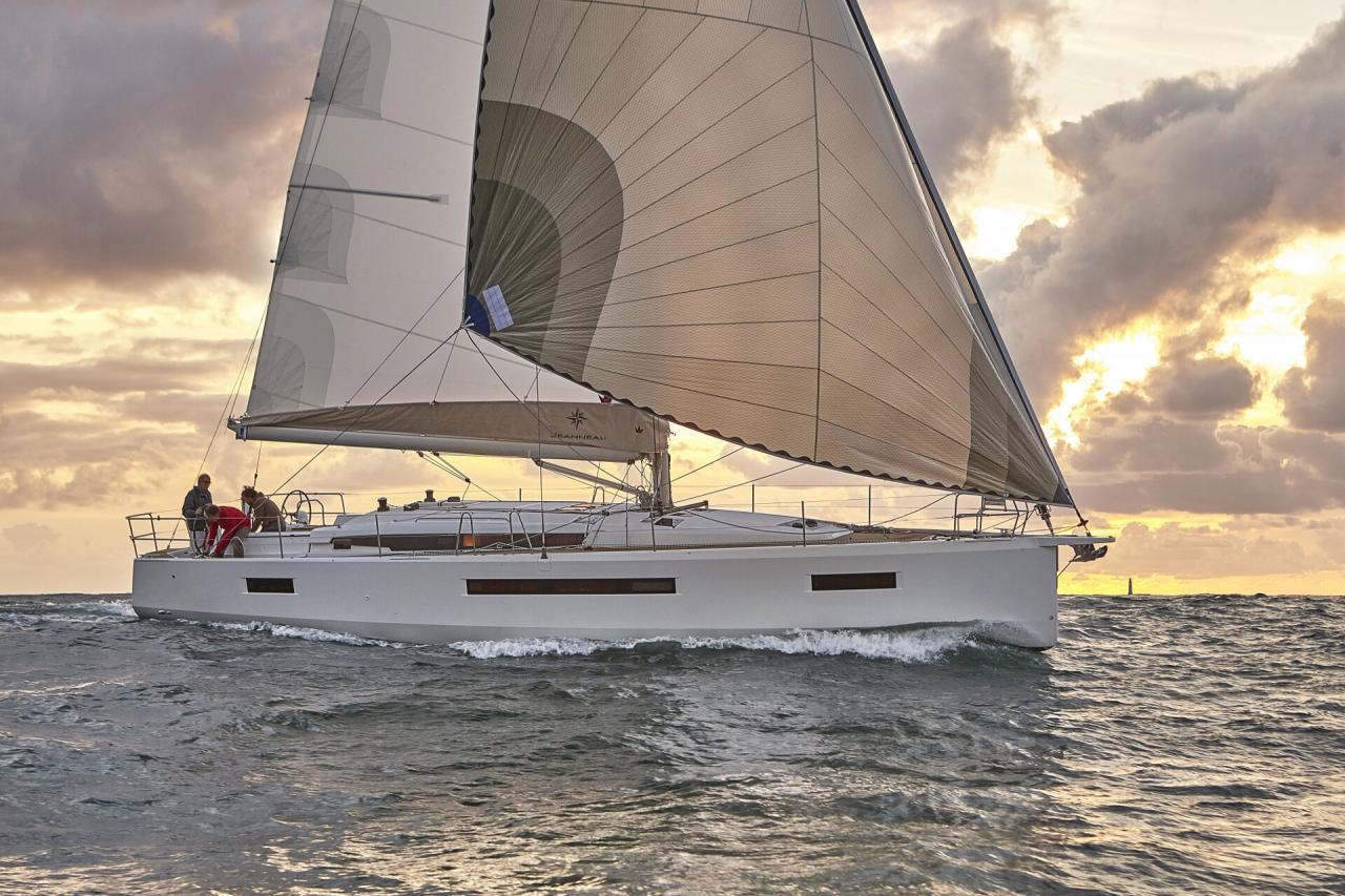 Sun Odyssey 490 - Precio Jeanneau Sun Odyssey 490【 NUEVO 】