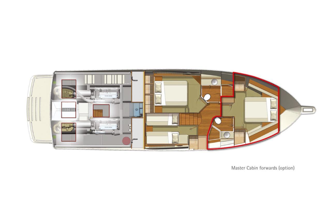 Precio Venta Yate Rivera 52 Enclosed Flybridge【 NUEVO 】