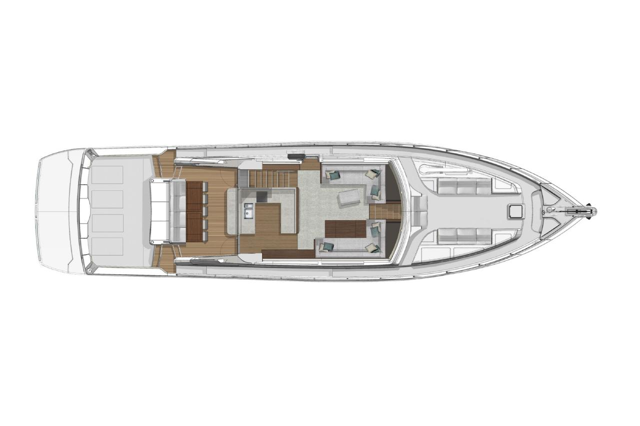 Precio Riviera 72 Sports motor Yacht 【 NUEVO 】 - Embarcaciones Sernautic